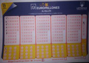 boleto euromillones rellenar